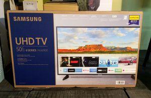 "50"" Samsung 6 series UHD Smart TV. Brand New in the box with warranty. for Sale in Miami, FL"
