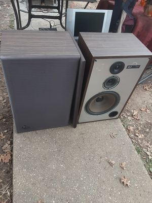 JBL 902VX loudspeakers pair 200watts for Sale in Washington, DC