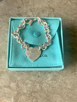 Tiffany - Return to Tiffany Heart Tag Bracelet for Sale in Glenn Dale, MD