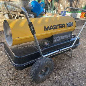 MASTER SPACE HEATER 155,000 BTUs for Sale in Fairfield, CT