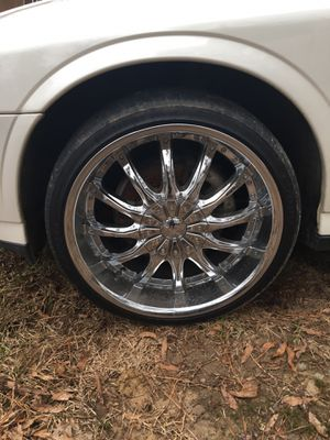 Rims or tires for Sale in Starkville, MS