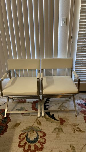 White chairs for Sale in Scottsdale, AZ