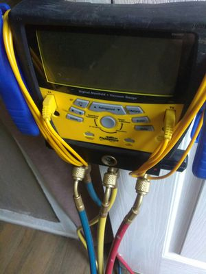 Fieldpiece digital refrigerant for Sale in Wichita, KS
