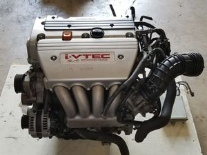 Used JDM 2004-2007 Acura TSX Type-S CL7 CL9 K24A High Compression 2.4L RBB Head Engine for Sale in Atlanta, GA