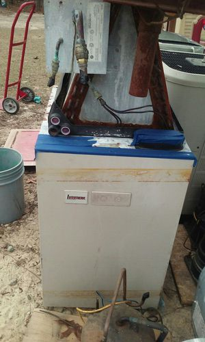 3_1\2 tons electric air handler whit coil Freon R22 for Sale in Sanford, NC