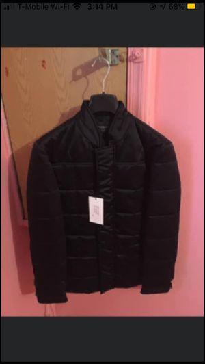 New Brett Johnson bomber jacket for Sale in Alexandria, VA