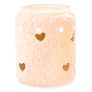 NEW IN BOX Scentsy Wax Warmer- Love Abounds for Sale in Milwaukie, OR