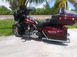 2014 Harley Davidson Ultra Classic Limited for Sale in Fort Lauderdale, FL