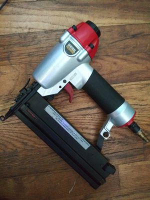 Air Nailer / Stapler 2 in 1 18 Gauge For Compressor! for Sale in Lake Worth, FL
