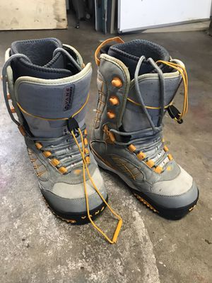 Woman's vans snowboard boots size 7 for Sale in Cerritos, CA