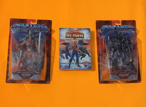 MASTERS OF THE UNIVERSE & HE MAN COLLECTABLES for Sale in Missoula, MT