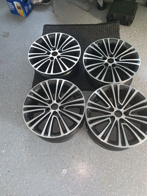 OEM 18'' 18x8j rim. Bolt pattern 5x112. Fit Mercedes,Audi,BMW for Sale in Roswell, GA