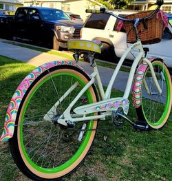 """COLLECTORS! ELECTRA """"Petro Zillia 3i"""" 3 Speed Beach Cruiser Bike 26"""" EXCELLENT CONDITIONS!! for Sale in Whittier,  CA"""