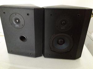 Polk audio speakers for Sale in Bakersfield, CA