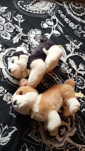 Dog plushies for Sale in Hesperia, CA