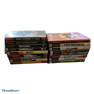 PS2 Games $3 Each for Sale in Hernando, MS