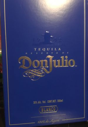 Don Julio- Blanco for Sale in South Gate, CA