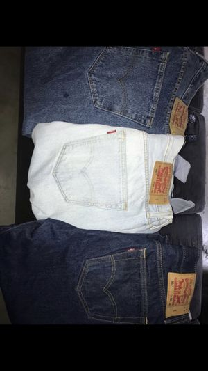 MENS Levi's 501 36/30 for Sale in Ontario, CA