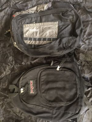 Jansport backpack used for Sale in Modesto, CA