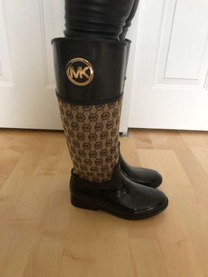 Michael Kors rain boots for Sale in Malden, MA