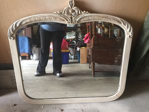 Antique wood mirror for Sale in Eldersburg, MD