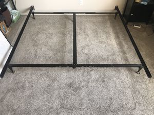 Adjustable king or queen size bed frame for Sale in Dana Point, CA
