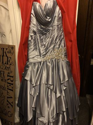 Prom dress worn once size 10 for Sale in Levittown, PA