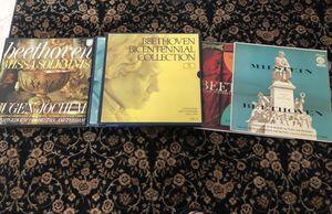 Beethoven vinyl records for Sale in Boca Raton, FL