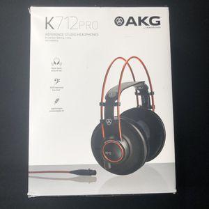 AKG K712 Pro Studio Reference Headphones for Sale in Miami, FL