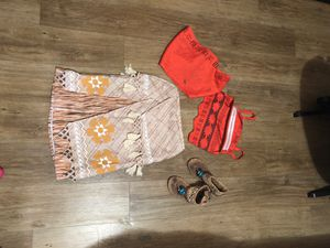 Moana costume for Sale in Lawndale, CA