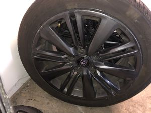 17 inch rims for Sale in Tacoma, WA