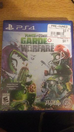 Plants vs zombies garden warfare for Sale in Groveland, FL