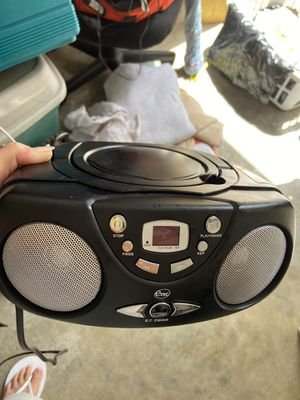 CD radio player for Sale in Coconut Creek, FL