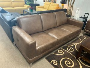 [Brown] Leather Sofa Set for Sale in Los Angeles, CA