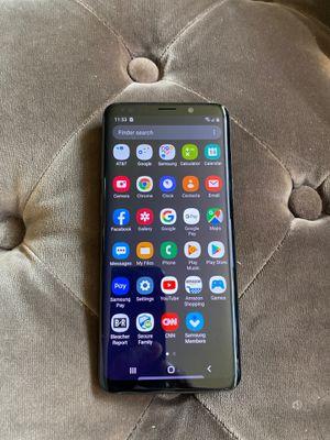 Samsung galaxy s9 for Sale in Sunnyvale, CA
