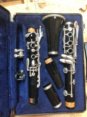 Bundy Clarinet with case for Sale in Glenview, IL