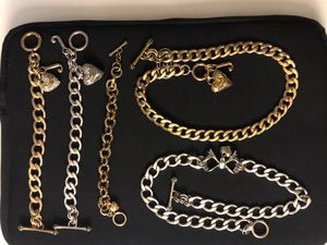 Juicy couture necklaces, bracelets and charms for Sale in Hialeah, FL