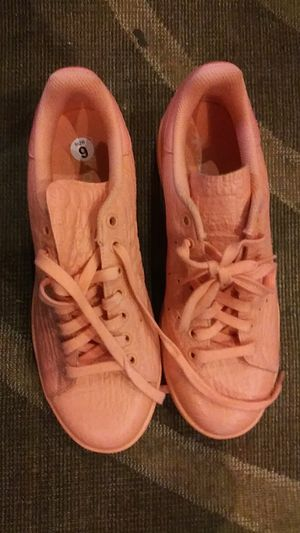 Size 9 Adidas Stan Smith Pharrell Tactile Rose for Sale in Tacoma, WA