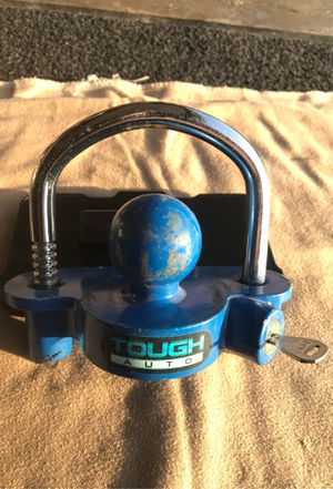 Trailer lock for Sale in Hayward, CA