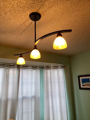 Dining Room Light-Oiled Bronze for Sale in Arvada, CO