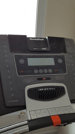 Treadmill Nordictrack ,, hardly used asking $950 obo for Sale in Durham, NC