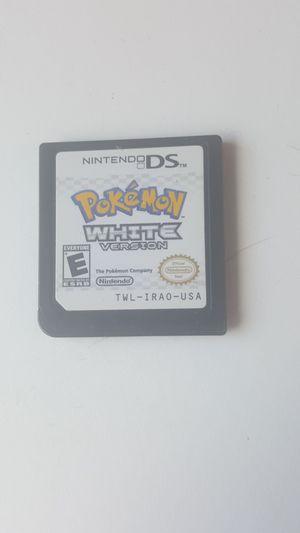 Used Pokemon White for Sale in Bay City, MI