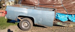 1/2 ton trailer with new tires. for Sale in Keizer, OR