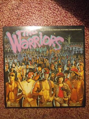 The warriors original soundtrack vinal record for Sale in Columbus, OH