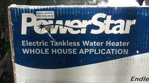 Power star endless water heater for Sale in Colorado Springs, CO