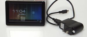 Touchscreen 4.3 Inch MP3 Player Android 4GB MicroSD Touch Screen Plays Music Videos for Sale in Santee, CA