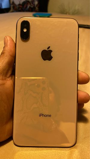iPhone 📱 XS MAX GOLD 64 gig for Sale in Rice, VA