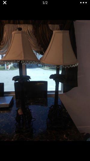 2 Lamps for Sale in Carol City, FL