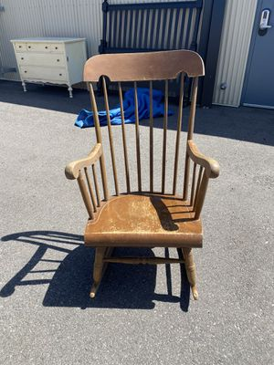 Antique rocking chair for Sale in Denver, CO