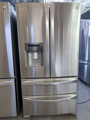 Kenmore Elite French Door Refrigerator Stainless Steel for Sale in Pomona, CA